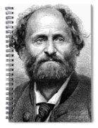 Frederick Gerstaecker Spiral Notebook