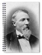 Friedrich Hecker Spiral Notebook