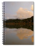 Furnas Lake Spiral Notebook