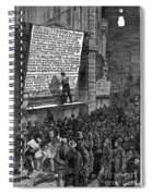 Garfield: Assassination Spiral Notebook