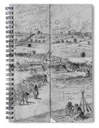Gettysburg, 1863 Spiral Notebook