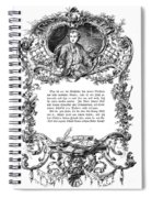 Goethe: Werther Spiral Notebook