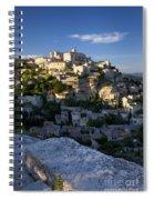 Gordes Spiral Notebook