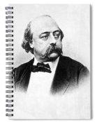 Gustave Flaubert (1821-1880) Spiral Notebook
