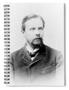 Henry James, American-born British Spiral Notebook