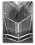 Hot Rod Grill Spiral Notebook