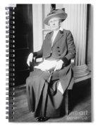Ida M. Tarbell (1857-1944) Spiral Notebook
