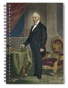 James Buchanan (1791-1868) Spiral Notebook