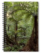 Jungle Spiral Notebook