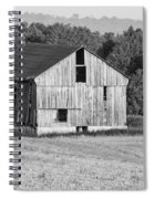 2 Line Barn 15087b Spiral Notebook