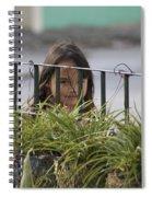 L.j.  Spiral Notebook