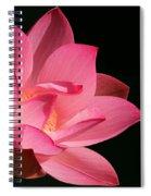 Lotus Diva Spiral Notebook