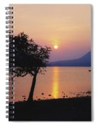 Lough Gill, Co Sligo, Ireland Irish Spiral Notebook