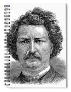 Louis Riel (1844-1885) Spiral Notebook