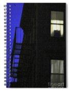 Manhattan After Dark Spiral Notebook