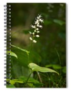 May Lily Spiral Notebook