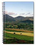 Mourne Mountains, Co. Down, Ireland Spiral Notebook