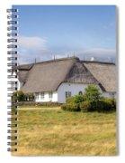 Munkmarsch - Sylt Spiral Notebook