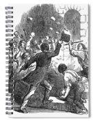 New York: Astor Place Riot Spiral Notebook