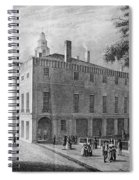 New York: Federal Hall Spiral Notebook