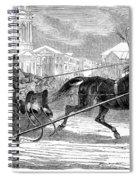 Nicholas I (1796-1855) Spiral Notebook