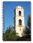 Ojai Post Office Tower Spiral Notebook