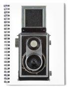 Old Camera Spiral Notebook
