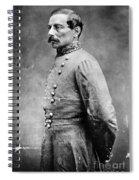 Pierre G.t.de Beauregard Spiral Notebook