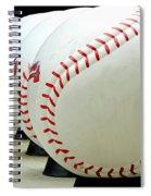 Play Ball....... Spiral Notebook
