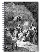 Pope: Rape Of The Lock Spiral Notebook