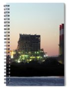 Power Station Spiral Notebook