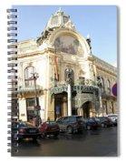 Prague Czech Republic Spiral Notebook