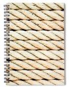 Rope Spiral Notebook