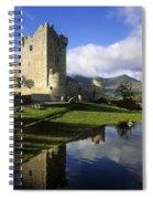 Ross Castle, Killarney, Co Kerry Spiral Notebook