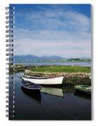 Roundstone, Connemara, Co Galway Spiral Notebook