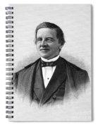 Samuel J. Tilden (1814-1886) Spiral Notebook