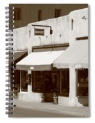 Santa Fe Shops Spiral Notebook