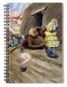 Siege Of Vicksburg, 1863 Spiral Notebook