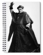 Sir Herbert Beerbohm Tree Spiral Notebook