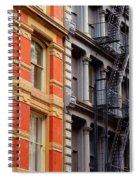 Soho New York Spiral Notebook