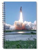 Sts-121 Launch Spiral Notebook