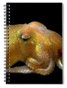 Stubby Squid Spiral Notebook