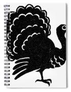 Symbol: Thanksgiving Spiral Notebook