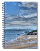 Tenby Pembrokeshire Spiral Notebook