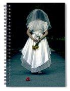 The Bride Spiral Notebook