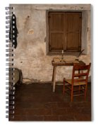 The Museum At The Monastery Spiral Notebook