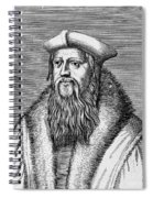 Thomas Cranmer (1489-1556) Spiral Notebook