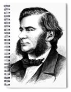 Thomas Huxley, English Biologist Spiral Notebook
