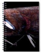 Threadfin Dragonfish Spiral Notebook