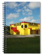 Truly Nolen Spiral Notebook